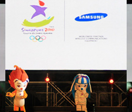 Samsung Singapore Youth Olympics